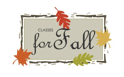 Autumn 2018 Bible Studies and Conversations