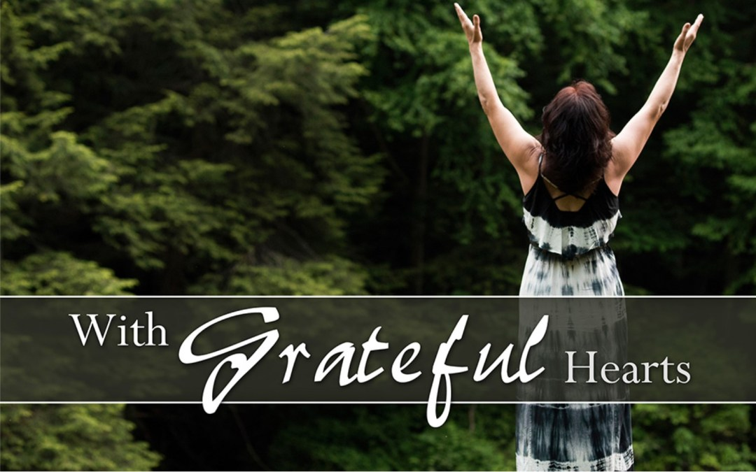 Focus on Generosity: Gratefulness at Thanksgiving