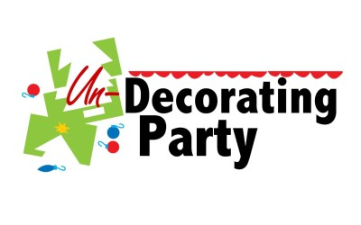 Christmas Undecorating