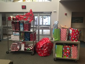 Christmas Gifts for Adopt-a-Family
