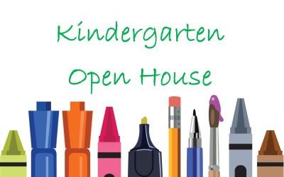 Hope Kindergarten Open House