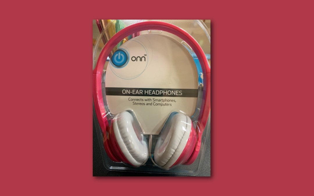 Headphones Needed for Rushton Elementary
