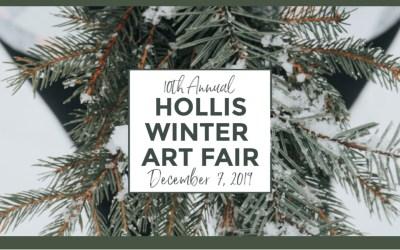 Accepting Artist Applications for Hollis Art Fair