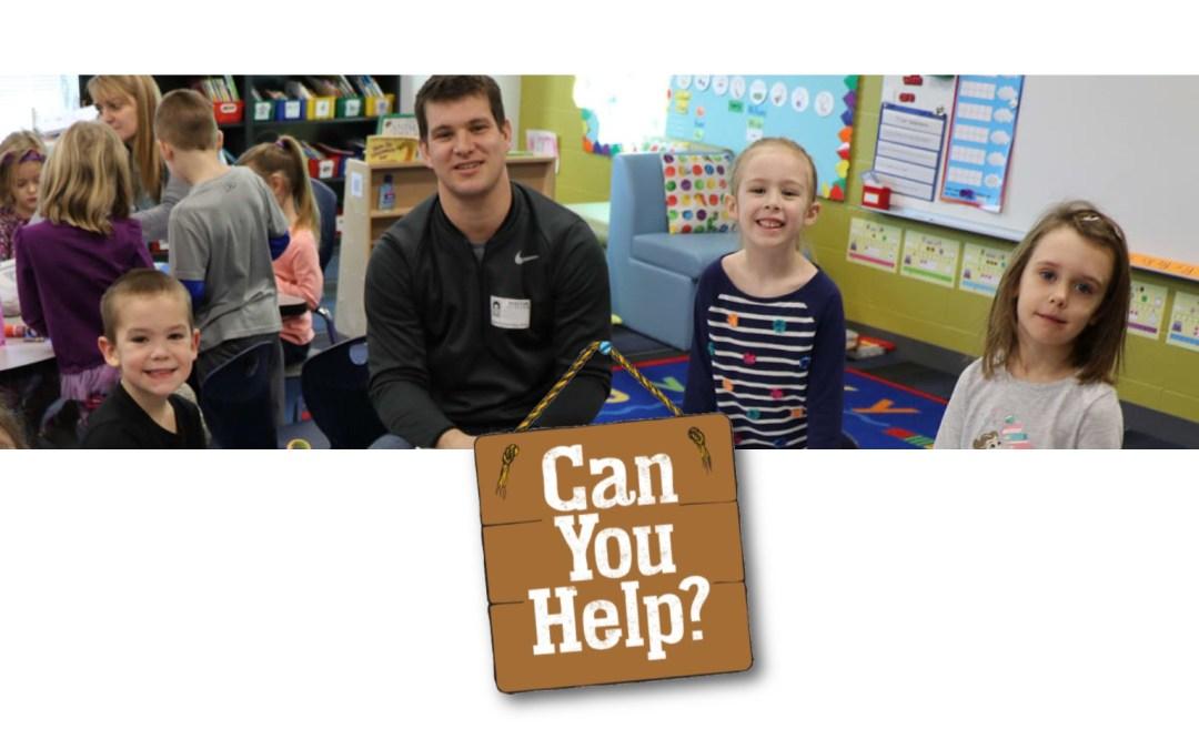 Serving Our Community—Rushton Elementary