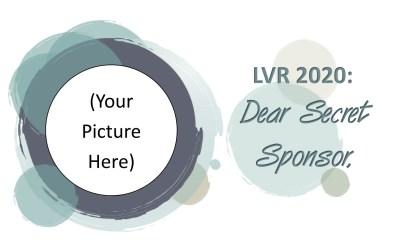 Secret Sponsor Letters Due
