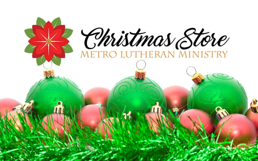 MLM Christmas Store Drive-Up Christmas Gift Collection
