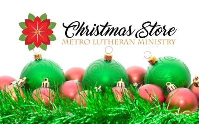 MLM Christmas Store Drive-Up Christmas Gift Collection