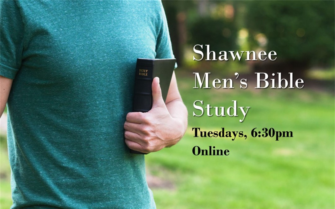 Shawnee Men's Bible Study