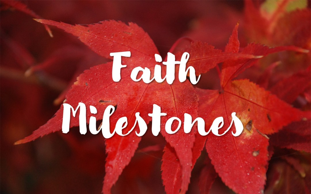 Bible Milestone Classes and Celebration