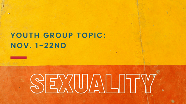 Youth Group Topic: Sexuality