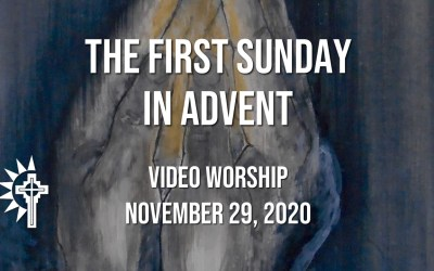 Sunday Worship – November 29