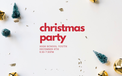 Youth Christmas Party 2020