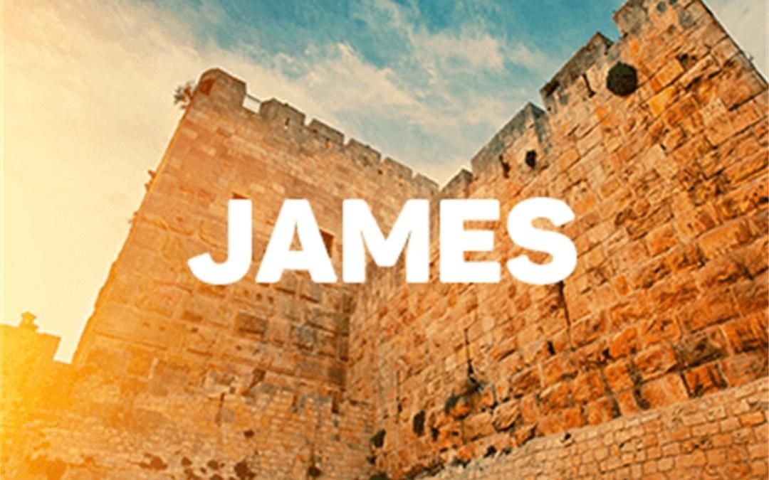 Sunday Morning Bible Study: Book of James