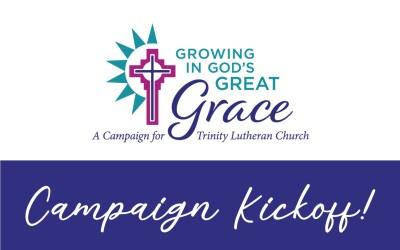 Capital Campaign Kickoff!