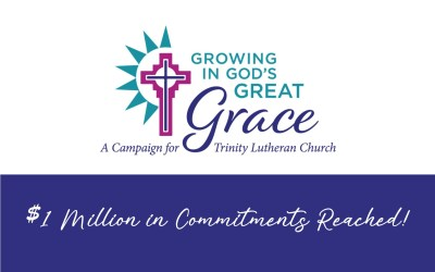 $1 Million in Campaign Commitments Reached!