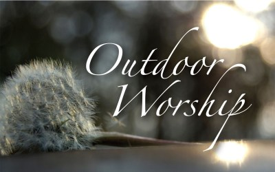 Special Summer Worship Opportunity!
