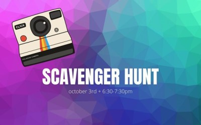 Youth Group Scavenger Hunt