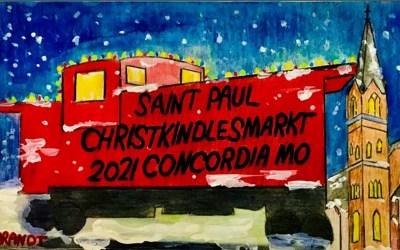 Second Annual Saint Paul Christkindlesmarkt