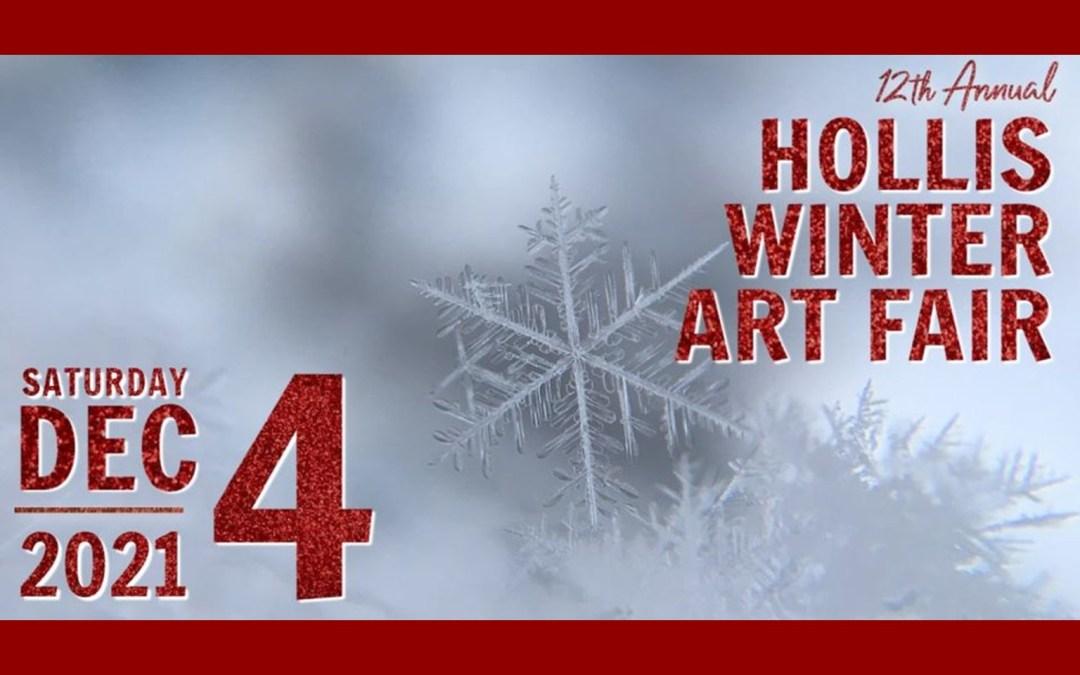 Hollis Winter Art Fair