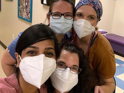 We Love Wearing Masks