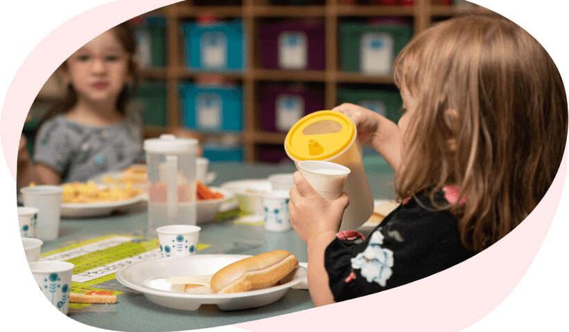 toddler daycare lunch ideas, tlc schools plano tx