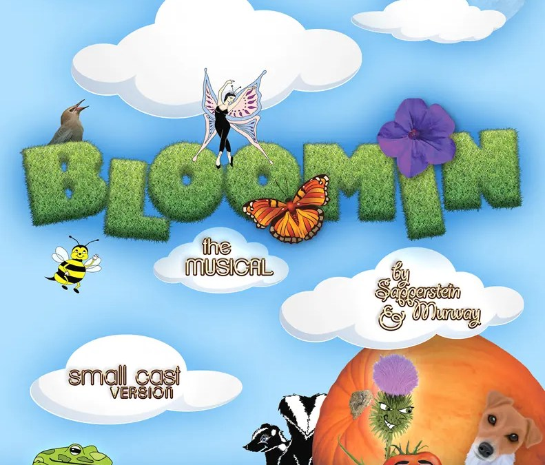 Ralph Maffongelli directs, and Folkmanis Puppets endorses Bloomin