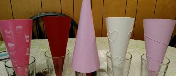 Valentine Cones-12