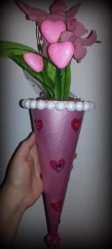 Valentine Cones-7