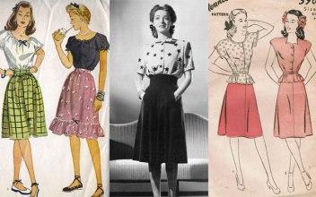 1940s-blouses