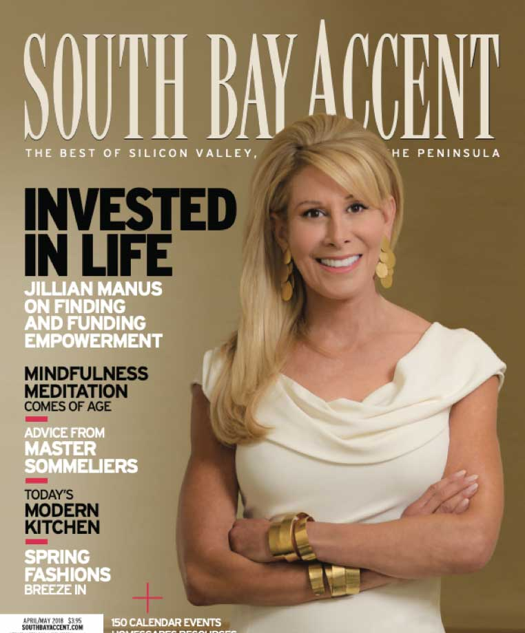 <h4>South Bay Accent</h4> VIEW ARTICLE
