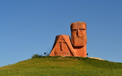 What is Nagorno-Karabakh and what caused the conflict?