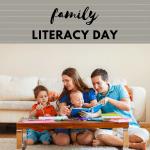 Family Literacy Day 2021