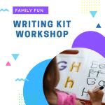 1000 Books Before Kindergarten Writing Kits for Families
