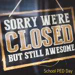 Office Closed April PED Day