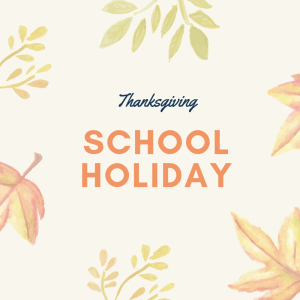 Thanksgiving Holiday 2021