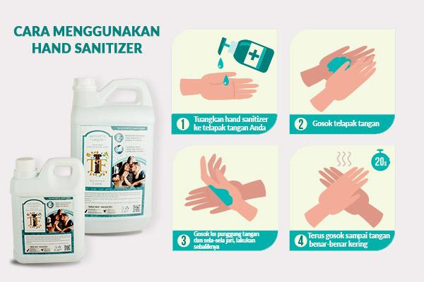 TLF Hand Sanitizer