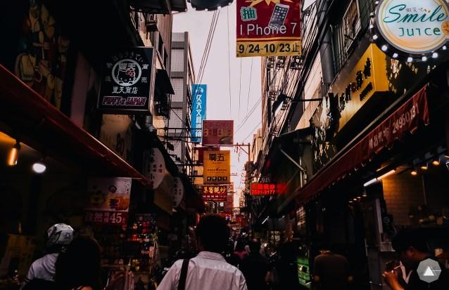 Tung Hai Night Market - photo credit: andreaimbert