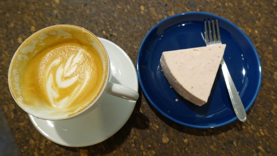 黑潮 coffeelization 蛋糕