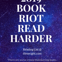 2019 Book Riot Read Harder Challenge