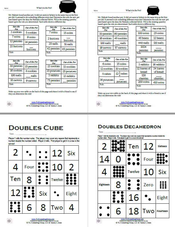 Using Trade Books in the Elementary Classroom: Numeracy
