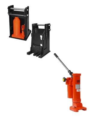 Crics hydrauliques