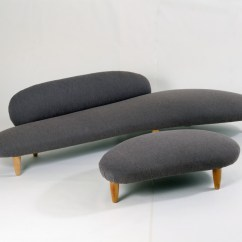 Noguchi Freeform Sofa Vitra Bed Foam Fold Out Dakin Hart Noguchis Relevance