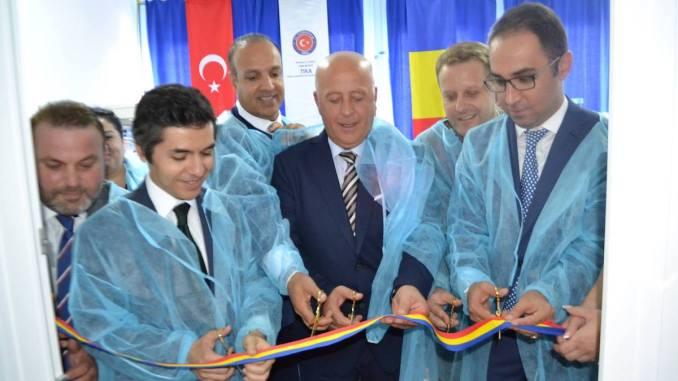 Donații medicale din partea TIKA la Spitalul Județean Tulcea. FOTO CJ Tulcea