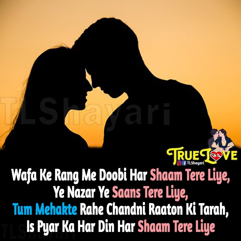 Top 100+ True Love Shayari in Hindi 2018 {Best Collection With Images}