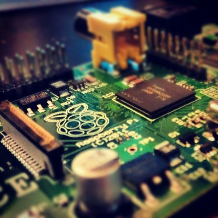 A Raspberry Pi Update (1/3)