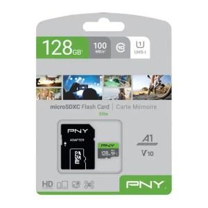 Karta pamięci PNY MicroSDXC 128GB