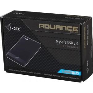 I-Tec MySafe311 USB 3.0 Secret zewnętrzna obudowa z funkcją kodowania