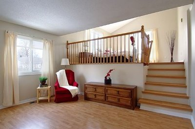 master bedroom lower level after the renovations