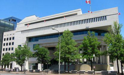 Canadian Embassy in Washington DC - USA