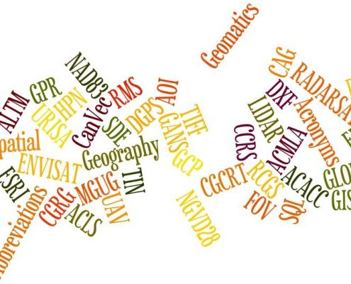 Geomatics Acronyms and Abbreviations